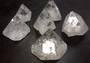 Natural Apophyllite Pyramid
