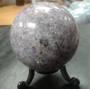 Lepidolite Crystal Ball 54mms  (lep100)