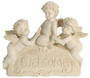 3 Cherubs Welcome Sign