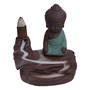 Buddha Ceramic Backflow Incense Cone Burner