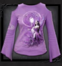 Celtic Fairy Long Sleeve Purple S was $65 now $35