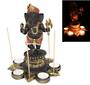 Ganesh Candle/Incense Holder