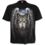 LYCOS WINGS - T-Shirt Black M was $65 now $35