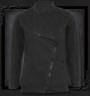 Slant Zip Women Biker Jacket Black L was $120 now $60