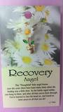 Recovery Angel Pin
