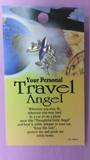 Travel Angel Pin