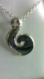 Hook Paua Necklace