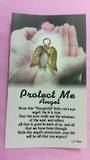 Protect Me Angel Brooch