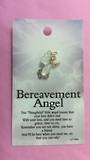 Breavement Angel Brooch