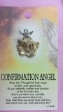 Confirmation Angel Brooch