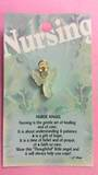 Nursing Angel Brooch