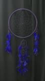 Large Purple Dreamcatcher 32 cms