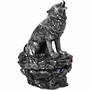 Howling Wolf Smoking Incense Cone Burner