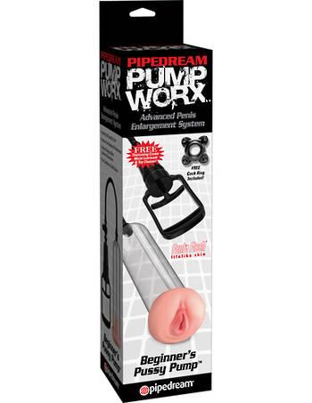 Worx  Mans Pussy Pump -