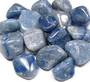 Small Blue Quartz Tumbled Piece