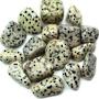 Small Dalmatian Stone Tumbled Piece