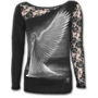 Spirit Guide Long Sleeved  lace Tee XL was $65 now $35