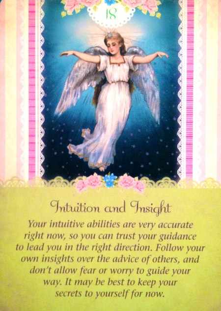 Guardian Angel Tarot Cards by Doreen Virtue and Radleigh Valentine1-502