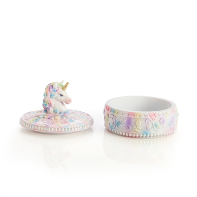 Pretty Unicorn Trinket Box1-675