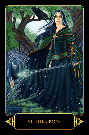dreams of gaia tarot sample 4
