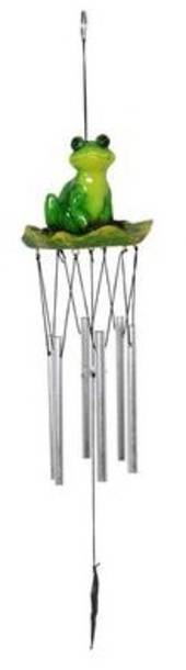 Sitting Frog Wind Chime