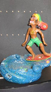 Surfing Raster Ashtray (B) was $10 now $7