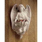 Brixton Abbey Angel Wall Sculpture