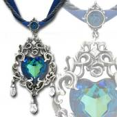 Empress Eugenie's Blue Heart Diamond