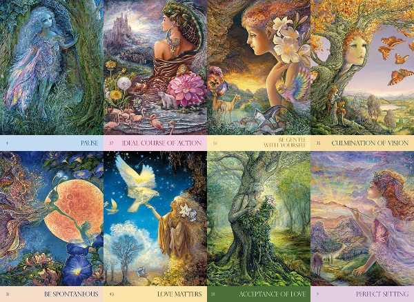Nature S Whispers Oracle Cards Images