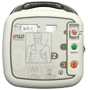 our AED-520