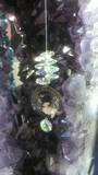 Crystal AB Filigree Butterfly Suncatcher was $30 now $20
